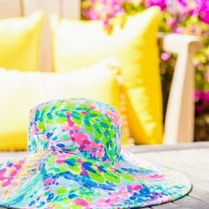 Lilly Pulitzer 🌺 Sun Hat NWT